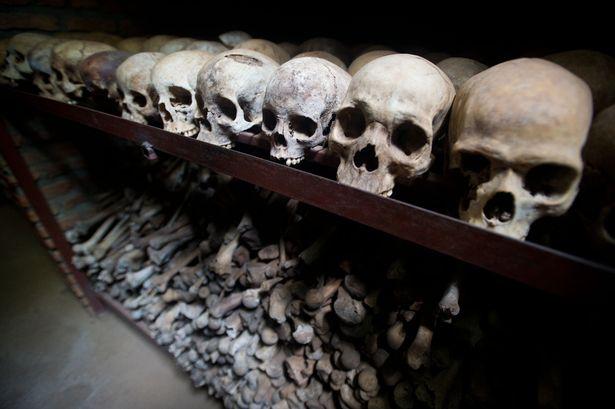 Genocide-grave